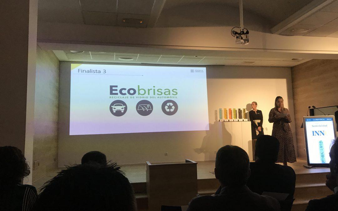 Ecobrisas es finalista en los premios Innobankia 2018