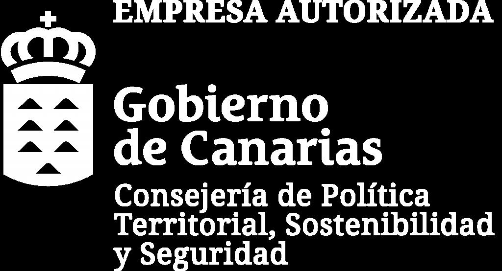 Empresa de reciclaje de vidrio autorizada por el Gobierno de Canarias