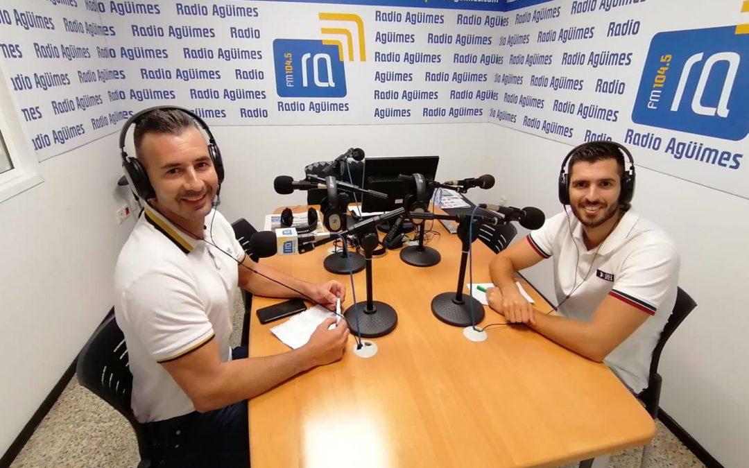 Entrevista para Radio Agüimes sobre reciclaje de vidrio de automóvil
