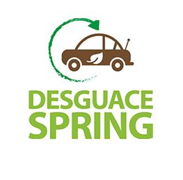 Desguace Mercaauto Spring colabora con Ecobrisas reciclando vidrio en Canarias